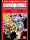 Bionicle #2: Challenge of the Rahkshi (Bionicle Graphic Novels)