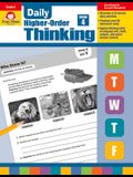 Daily Higher-Order Thinking, Grade 4