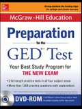 McGraw-Hill Education Preparation for the GED(R) Test with DVD-ROM [With CDROM]