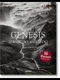Sebastião Salgado. Genesis. Poster Set