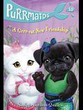 Purrmaids #10: A Grrr-Eat New Friendship