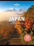Lonely Planet Best Day Hikes Japan