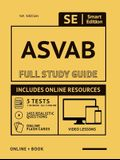 ASVAB Full Study Guide: Complete Subject Review with Online Videos, 5 Full Practice Tests, Realistic Questions Both in the Book and Online Plu