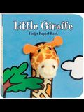 Little Giraffe: Finger Puppet Book [With Finger Puppet]