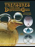 Treasures of Very Rare Depression Glass: Identification and Value Guide