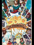 Biblia de Promesas Para Niños / Tapadura