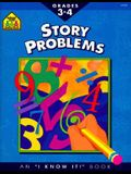 Story Problems 3-4-Workbook