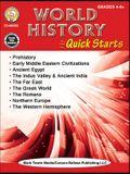 World History Quick Starts Workbook, Grades 4 - 12
