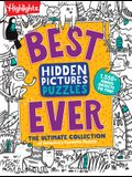 Best Hidden Pictures Puzzles Ever: The Ultimate Collection of America's Favorite Puzzle