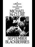 September Blackberries (New Directions Books)