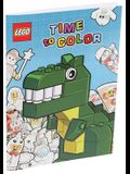 Lego(r) Iconic: Time to Color!