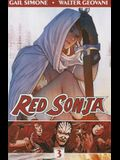 Red Sonja, Volume 3: The Forgiving of Monsters