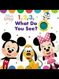 Disney Baby: 1, 2, 3 What Do You See?