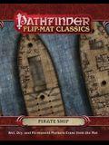 Pathfinder Flip-Mat Classics: Pirate Ship