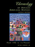 Chronology of African American History