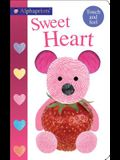 Alphaprints: Sweet Heart: A Touch-And-Feel Book
