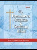 Preacher's Outline & Sermon Bible-NIV-Mark