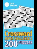 USA Today Crossword Super Challenge 2, Volume 29: 200 Puzzles