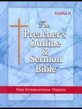 Preacher's Outline & Sermon Bible-NIV-Exodus 2: Chapters 19-50