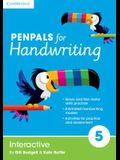 Penpals for Handwriting Year 5 Interactive