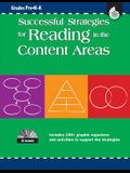 Successful Strategies for Reading in the Content Areas Grades PreK-K (Successful Strategies for Reading Across the Content Areas)