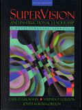 SuperVision and Instructional Leadership: A Developmental Approach (5th Edition)
