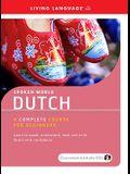 Spoken World: Dutch [With Coursebook]
