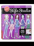 My Style Studio: Design and Trace Your Own Fashions [With Pens/Pencils and Stencils and Eraser and Sharpener and Paper]