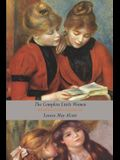 The Complete Little Women: Little Women, Good Wives, Little Men, Jo's Boys (Unabridged)