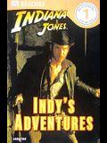 DK Readers: Indiana Jones: Indy's Adventures