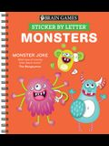 Sticker Puzzles Monsters