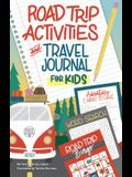 Road Trip Activities and Travel Journal for Kids