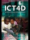 Ict4d: Information and Communication Technology for Development