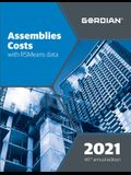 Assemblies Costs with Rsmeans Data: 60061