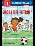 ¡Hora del Fútbol! (Soccer Time! Spanish Edition)