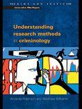 Understanding Research Methods in Criminology