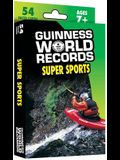 Guinness World Records® Super Sports Learning Cards