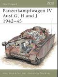Panzerkampfwagen IV Ausf.G, H and J 1942-45