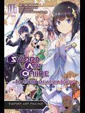 Sword Art Online: Hollow Realization, Vol. 6