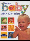 Happy Baby: Colors, 123, ABC in slipcase