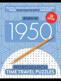 Born in 1950: Your Life in Wordsearch Puzzles