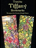 Twelve Tiffany Bookmarks