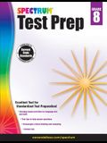 Spectrum Test Prep, Grade 8