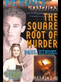 The Square Root of Murder [With Decoder Card]