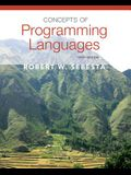 Concepts of Programming Languages [With Access Code]