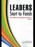 Leaders Start to Finish: A Road Map for Developing Top Performers