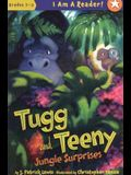 Tugg and Teeny: Jungle Surprises (I Am a Reader)