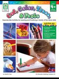 Cut, Color, Trace, & Paste, Ages 4 - 7