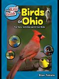 Kids' Guide to Birds of Ohio: Fun Facts, Activities and 85 Cool Birds