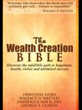 The Wealth Creation Bible: Discover the infallible path to happiness, health, riches and unlimited success